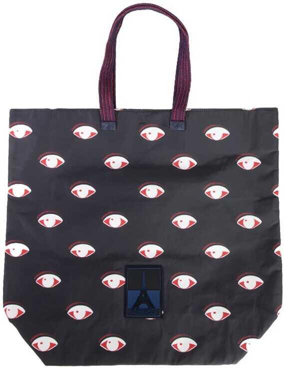 Kenzo Shopping Bag Multi