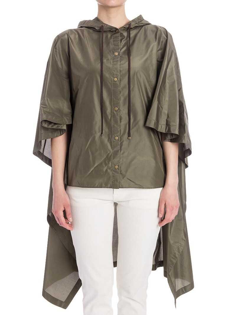 Silk Blend Overcoat