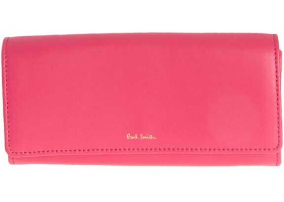 Paul Smith Wallet Fuchsia
