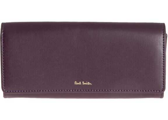 Paul Smith Wallet Purple