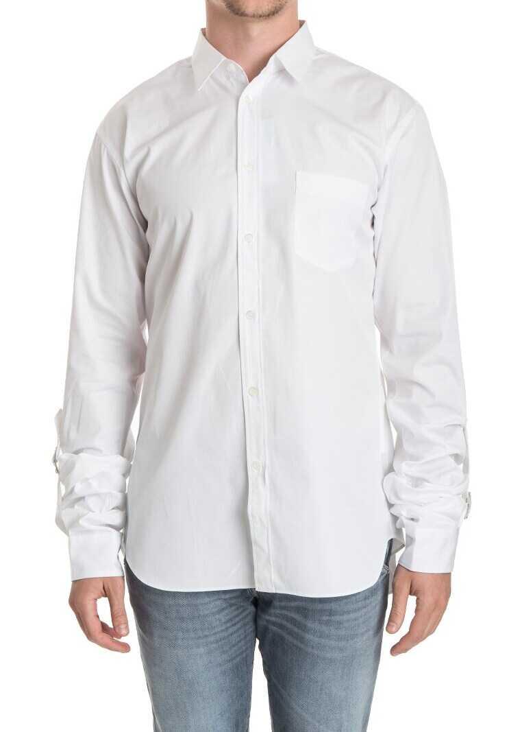 Comme des Garçons Shirt White imagine