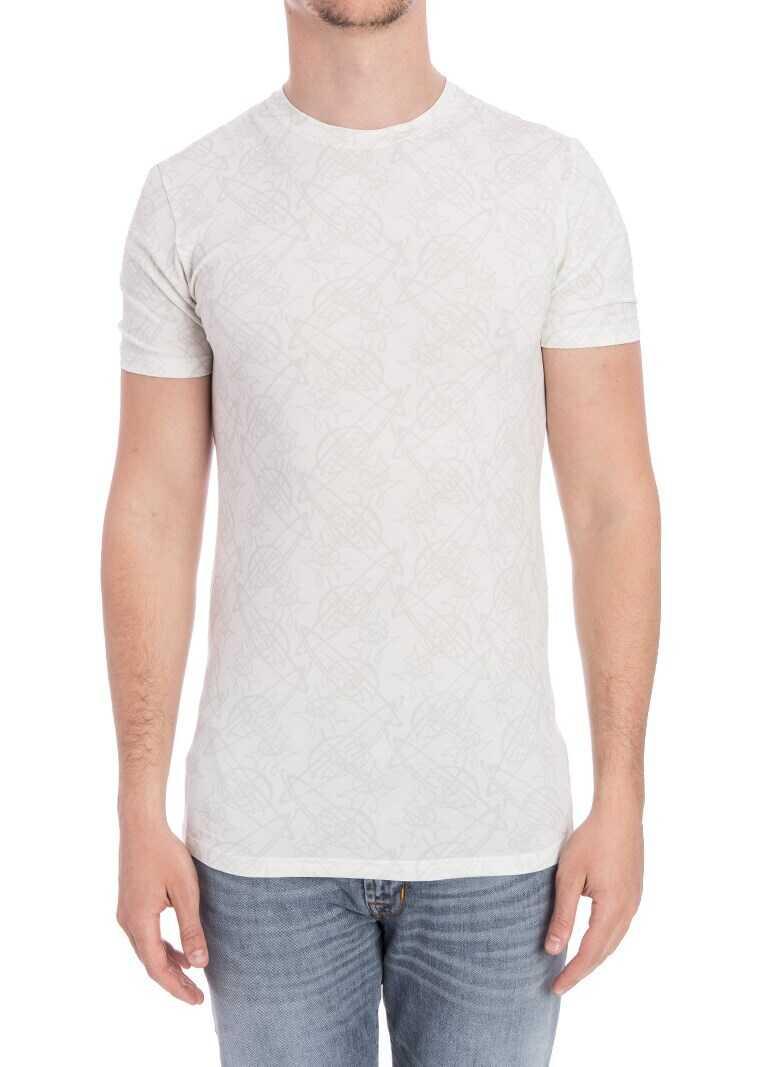 Tricou Barbati Vivienne Westwood T-shirt White