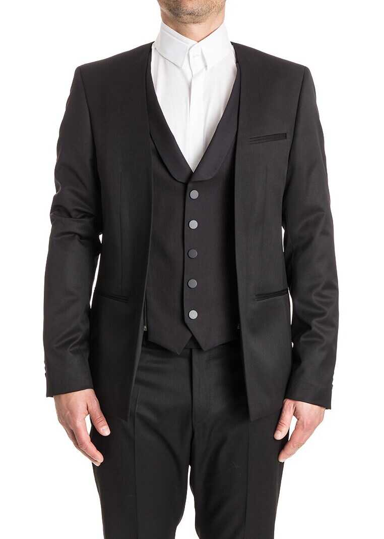 Karl Lagerfeld Offspring Jacket Black imagine