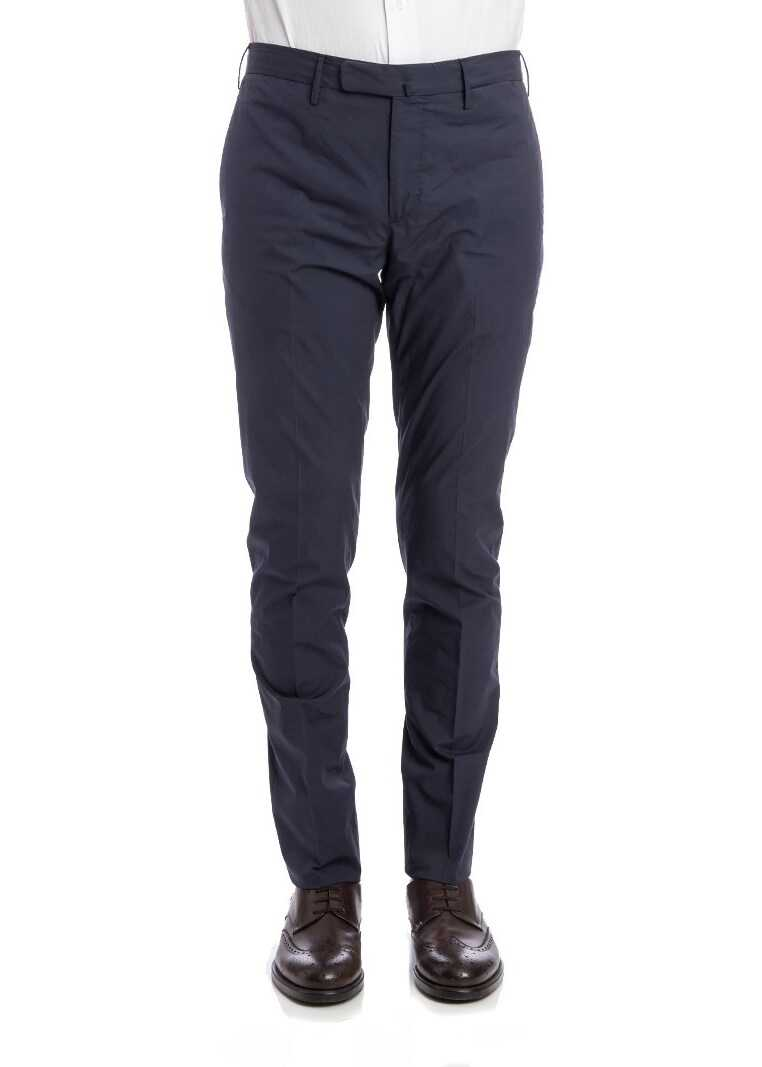 Pantaloni Barbati Incotex Stretch Cotton Trousers