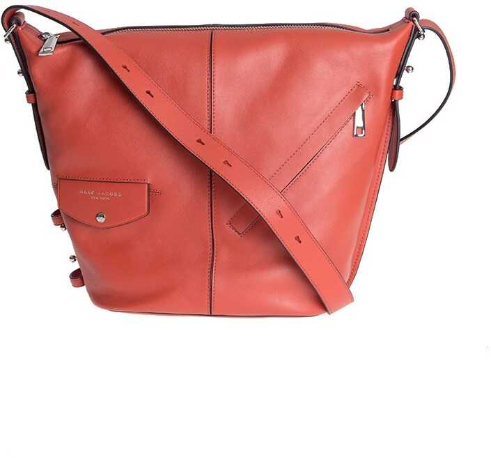 Marc Jacobs Leather Bag Red