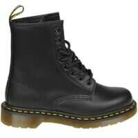 Ghete & Cizme Dr. Martens 1460 Smooth Black Ankle Boots