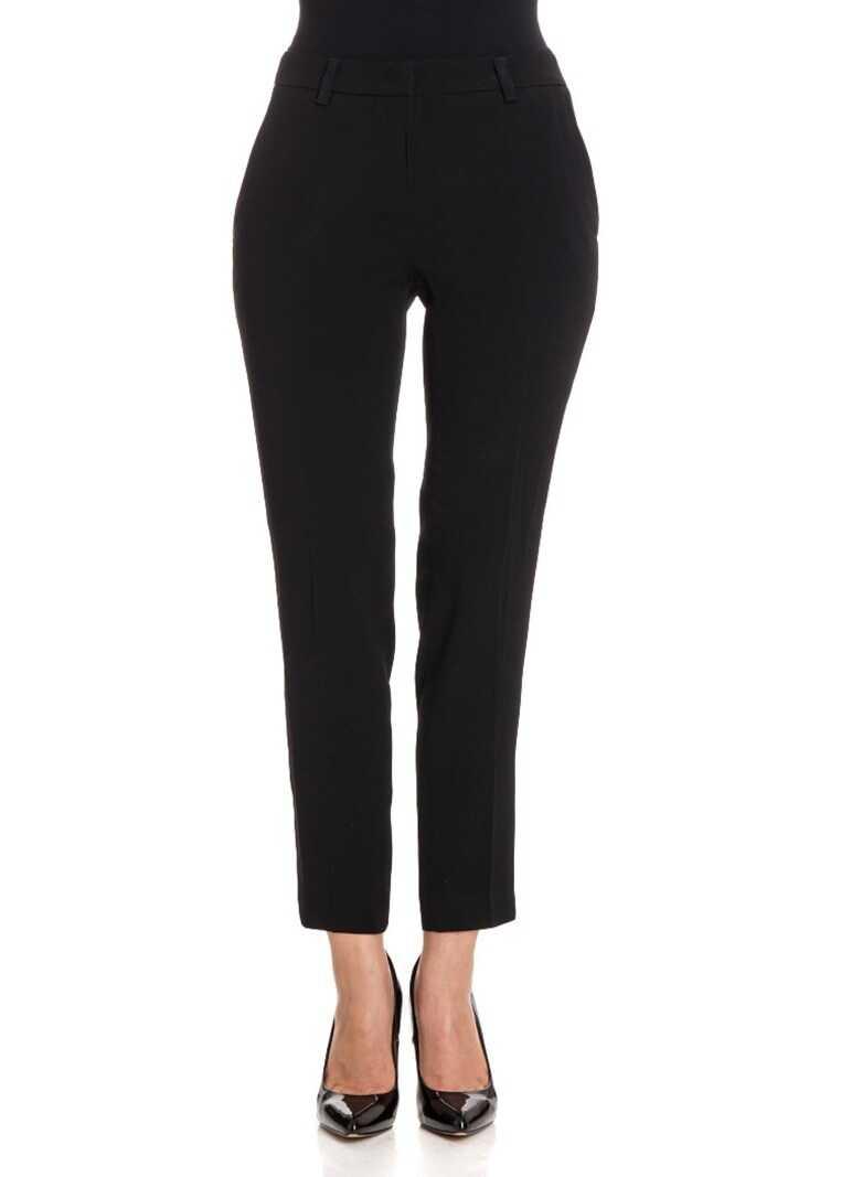 Imagine indisponibila pentru Twin-set Simona Barbieri Trousers Black