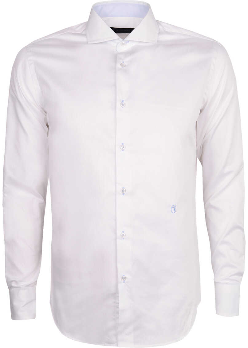 Trussardi Slim 32C06SINT Biały