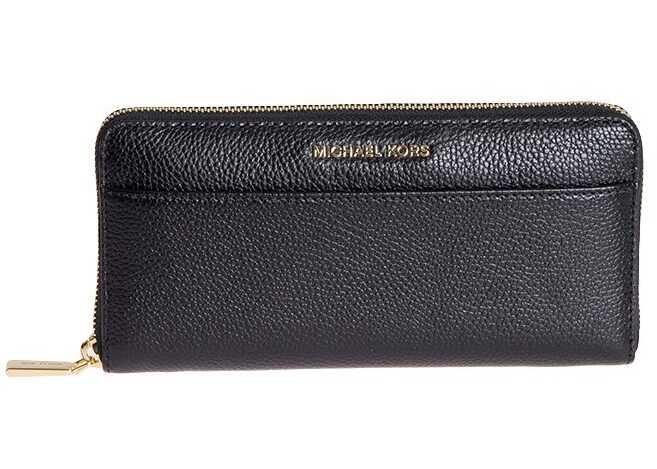Michael Kors Leather Wallet Black