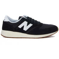 Tenisi & Adidasi New Balance Sneaker New Balance 420 In Black Suede And Mesh
