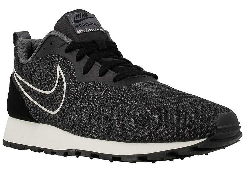 Nike MD Runner 2 Eng Mes Alb/Negre