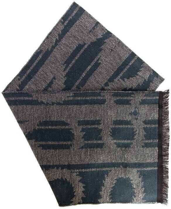 Vivienne Westwood Wool Scarf Green