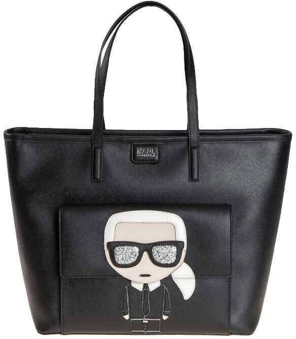 Karl Lagerfeld Handbag Black
