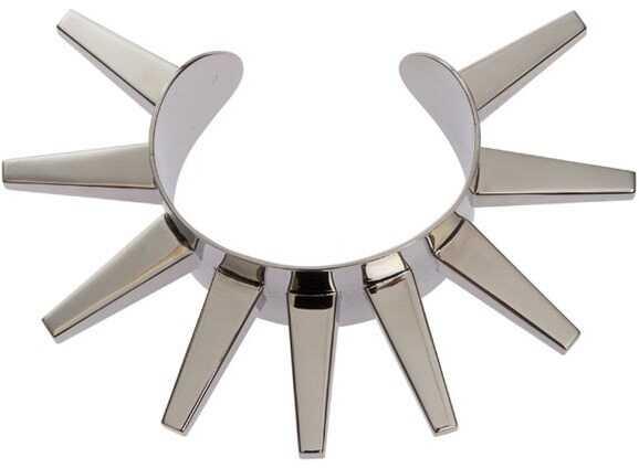 Maison Margiela Brass Bracelet Silver