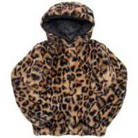Geci Eco-Fur Reversible Jacket Fete
