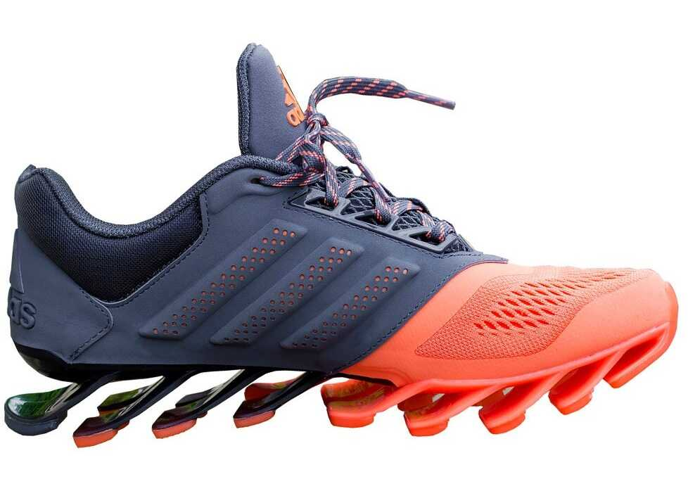 adidas Springblade Drive 2 W Grey,Orange,Silver