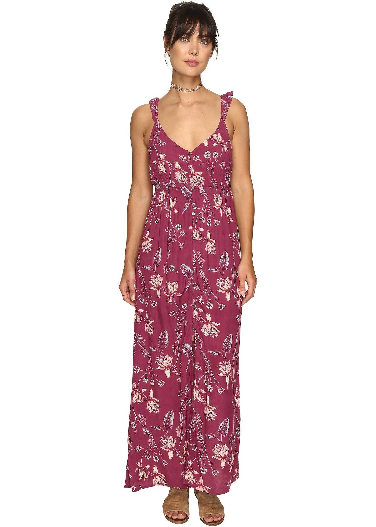 Billabong First Dreamer Maxi Dress* Sweet Plum