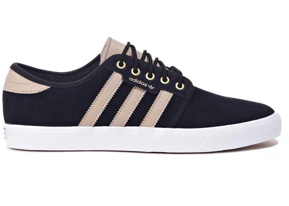 Pantofi Sport Barbati Adidas Seeley Black