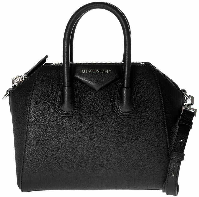 Givenchy Black Antigona Bag Black