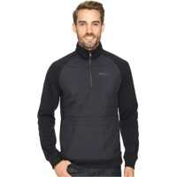 Geci Murren Hybrid 1/4 Zip Top* Barbati