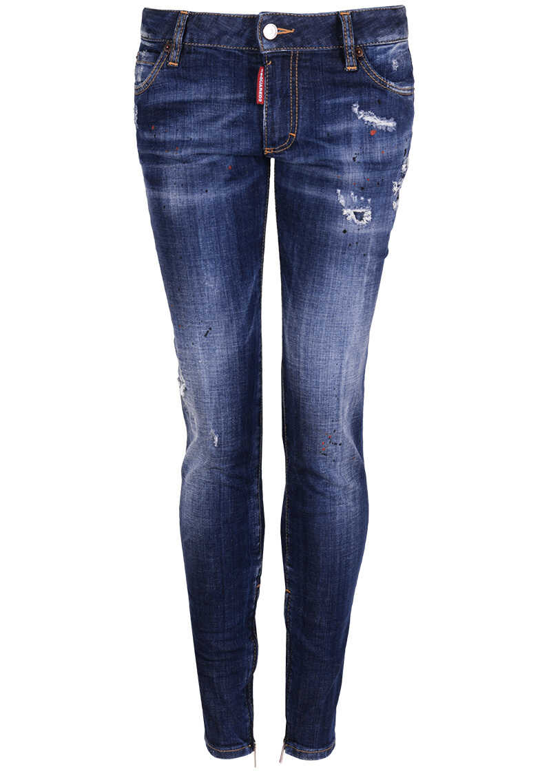 DSQUARED2 Jeansy Skinny Jean