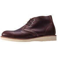 Ghete & Cizme Work Chukka Boots In Dark Brown (Style No. 3141)* Barbati