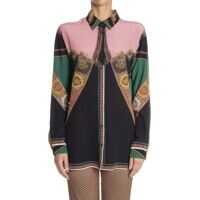 Camasi Etro ETRO Silk Shirt