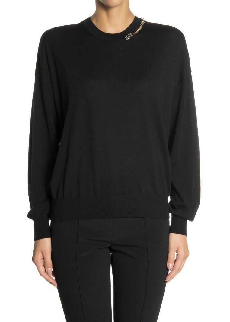 Alexander Wang Wool Sweater Black
