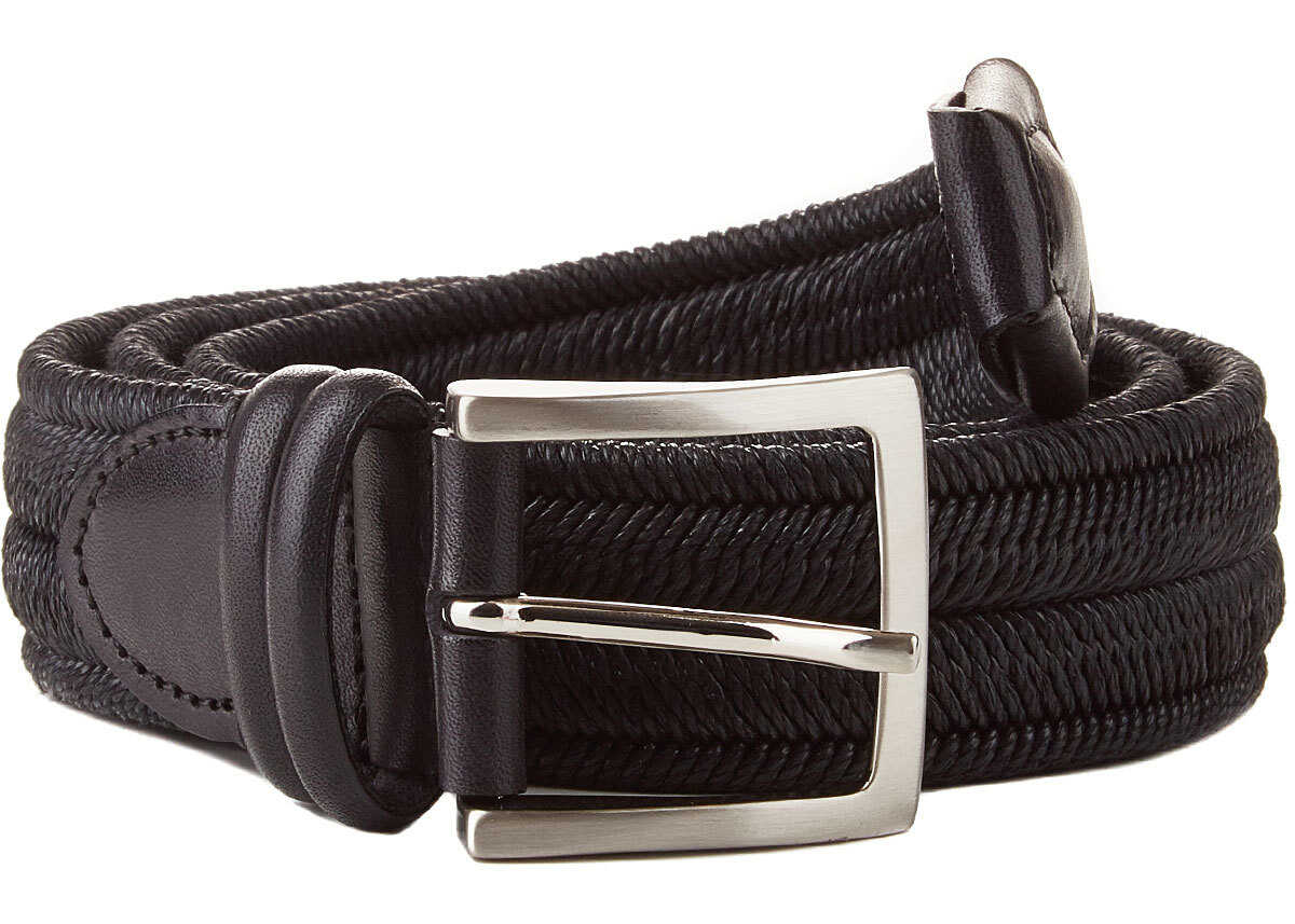 Sergio Gavazzeni Belt Black