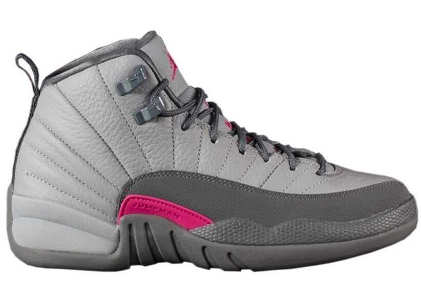 Nike Air Jordan Xii Retro Gs* Grey