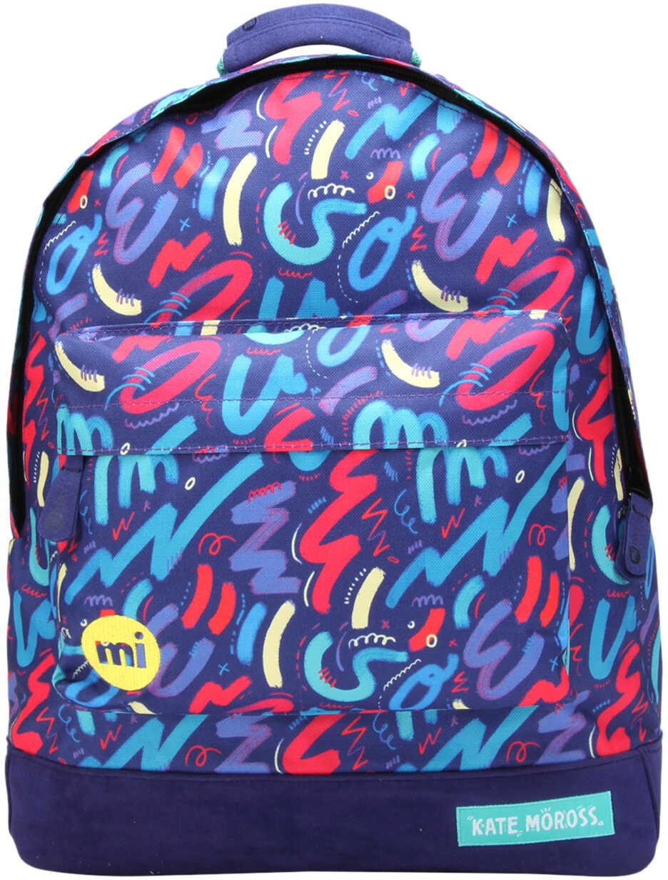 Mi-Pac Kate Moross Colorful Backpack* Crayon Multi
