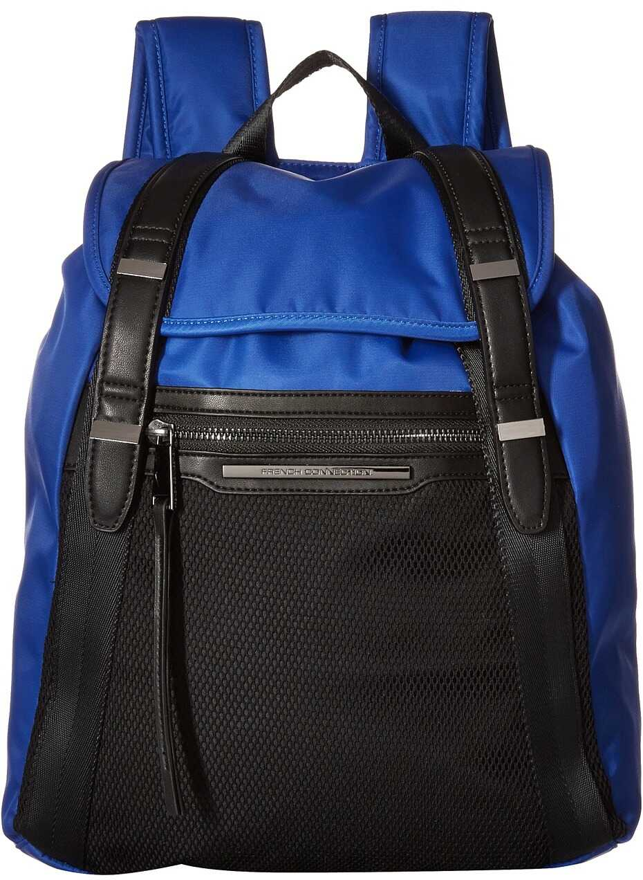 French Connection Indy Backpack* Empire Blue