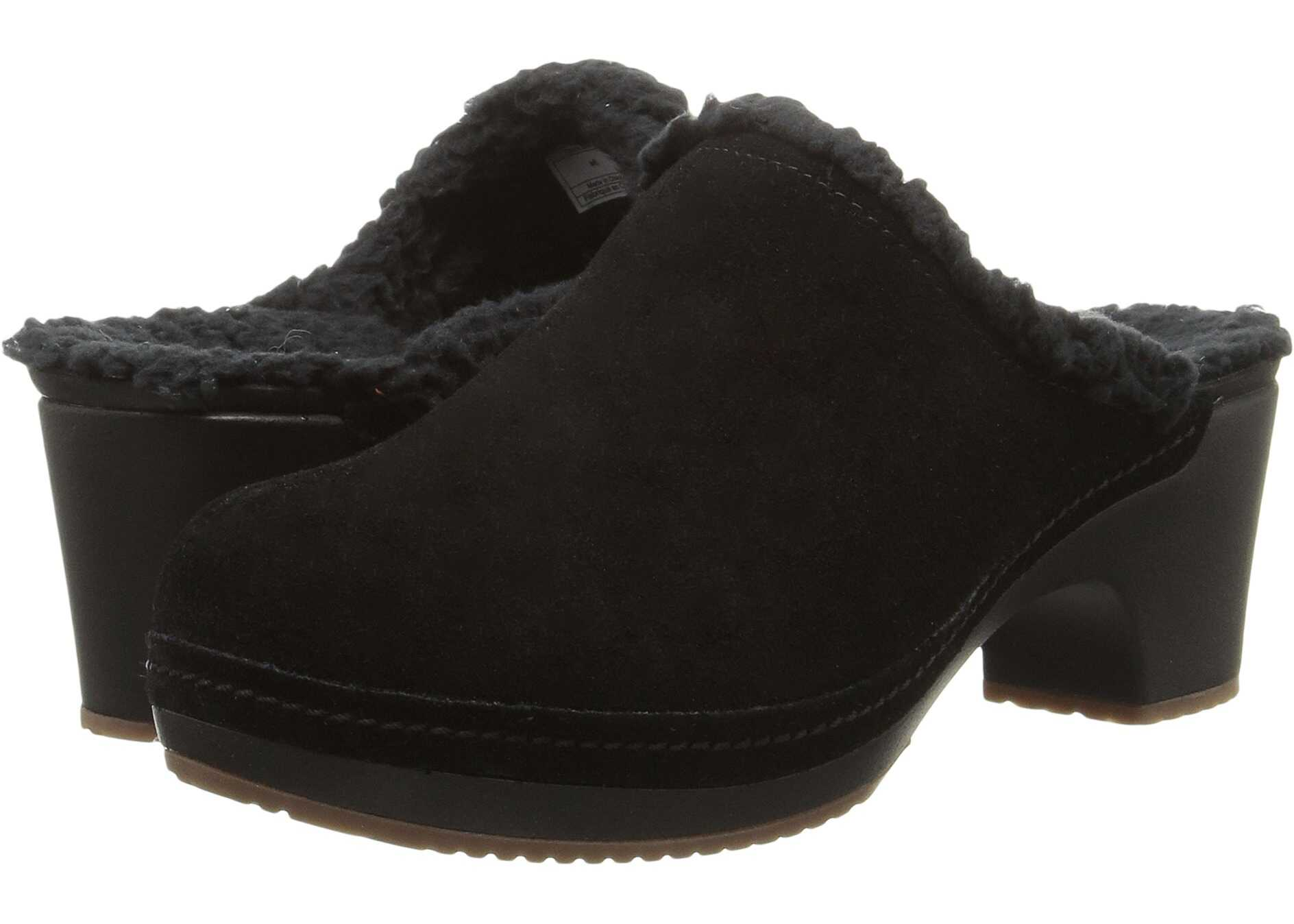 Crocs Sarah Lined Clog Black