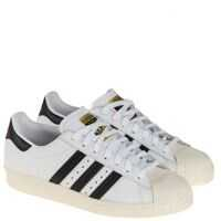 Sneakers Adidas Originals Sneakers Superstar 80S In White Barbati