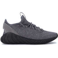 Tenisi & Adidasi Adidas Originals Adidas Tubular Doom Sneaker In Primeknit Suede And Fabric