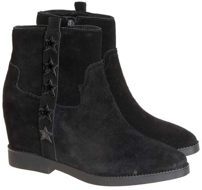 ASH Goldie Boots Black