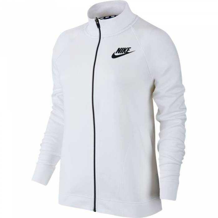 Nike W NSW AV15 JKT - 853949-100 Biały