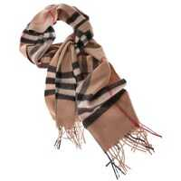 Esarfe Burberry Giant Icon Camel Colored Scarf