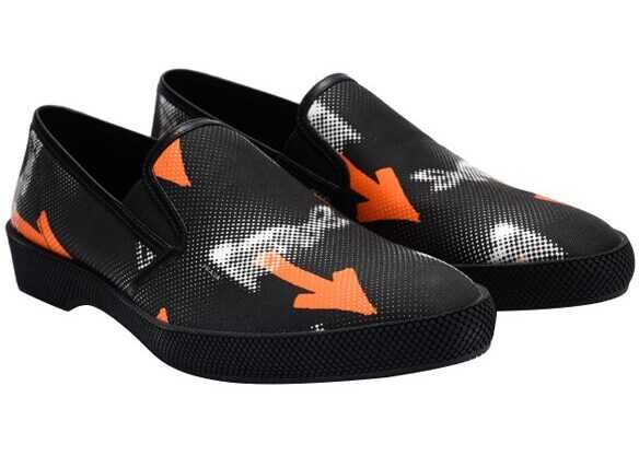 Prada Slip On Black