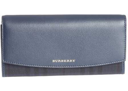 Burberry Wallet Blue