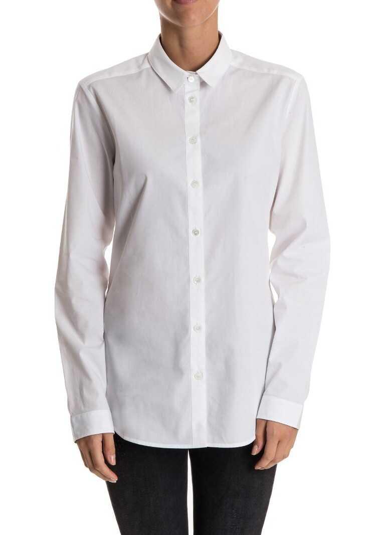 Burberry Cotton Shirt White