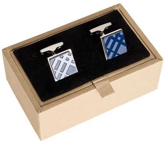Burberry Cufflink Blue