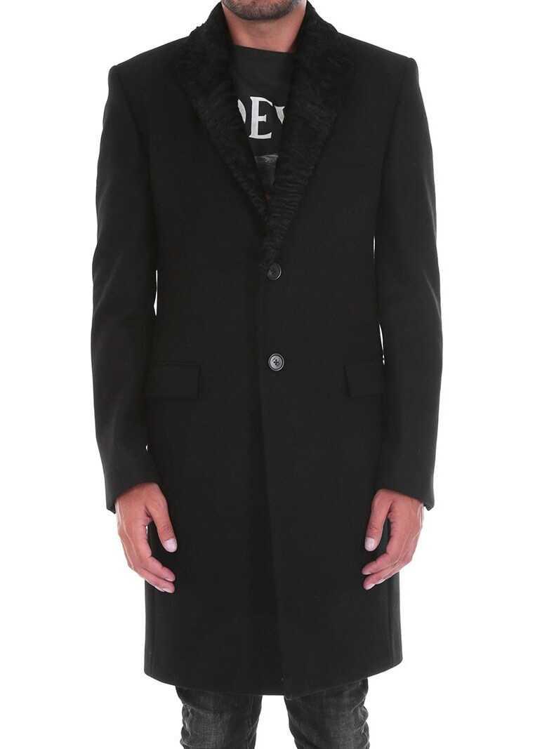 Fendi Coat Black