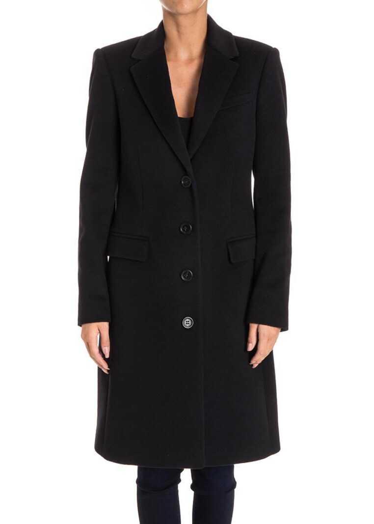 Burberry Sidlesham Coat Black