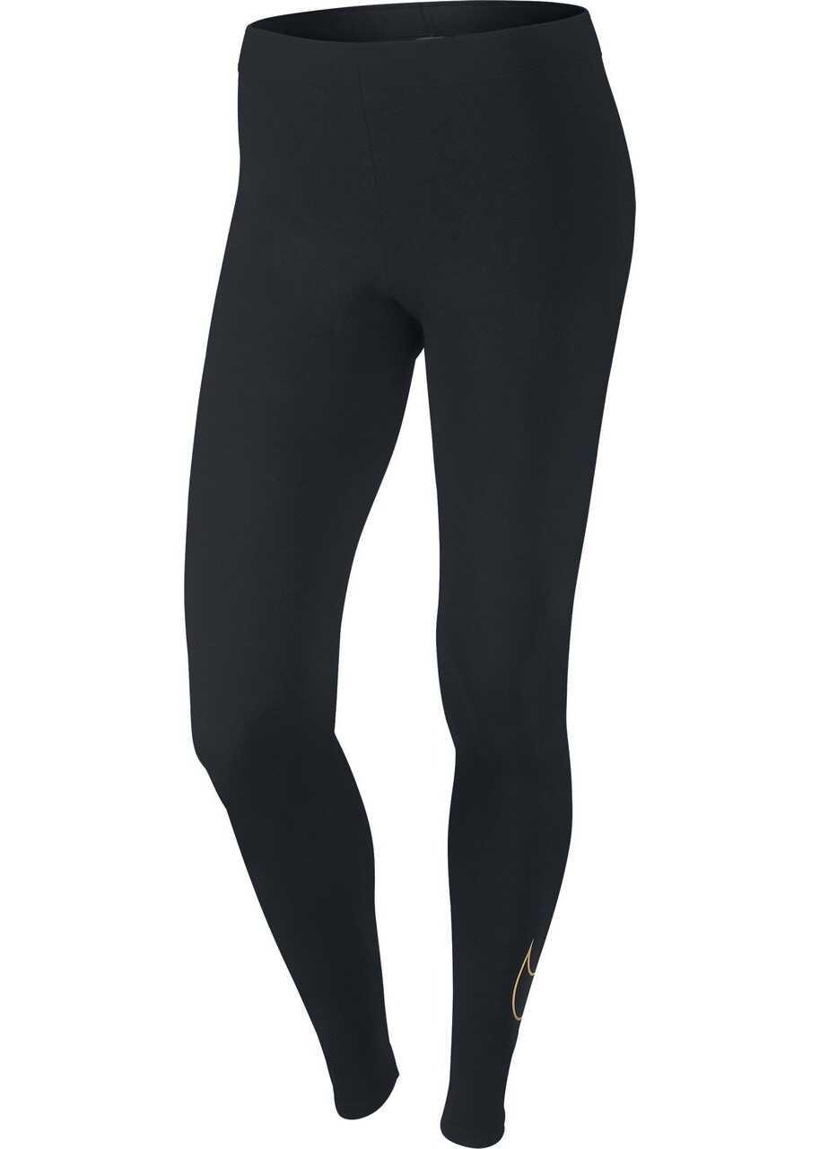 Nike Spodniec Damskie SPTCASL SPT LSR - 644352-010 Czarny