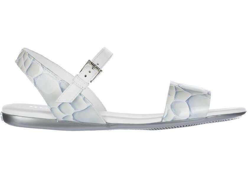 Sandale Dama Hogan Leather Sandals