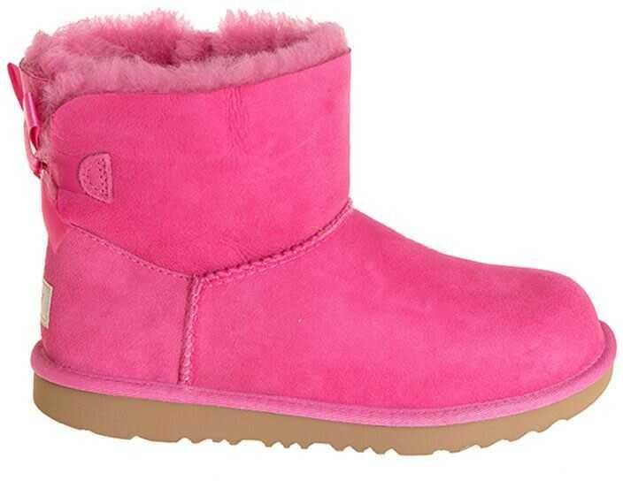 UGG Mini Bailey Bow Ii Boots Fuchsia