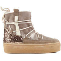 Pantofi Boots with lace-up detail Femei