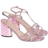 Incaltaminte Marc Jacobs Laminated Leather Sandals