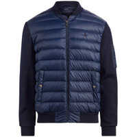 Geci de Puf Paneled Down Bomber Jacket* Barbati